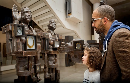 MILE TO THE MUSEUM & NATIONAL MUSEUM OF SCOTLAND TOUR Gallery Image