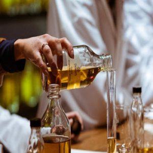 whiskey blending