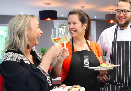 Cookery Class For Two Dine Out With a Twist Manchester Gallery Image