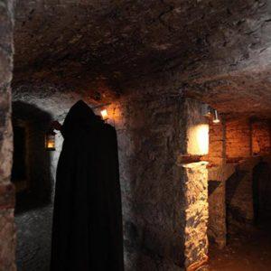 underground tunnels in edinburgh