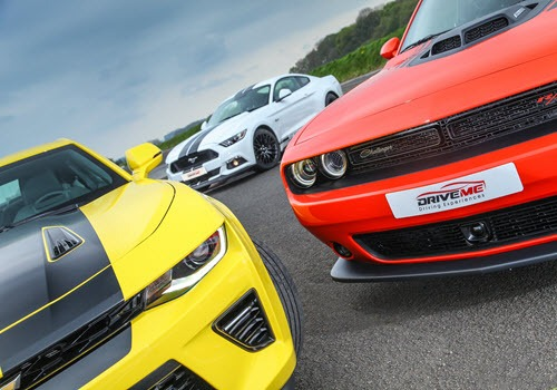 Supercar Driving Experience Gallery Image