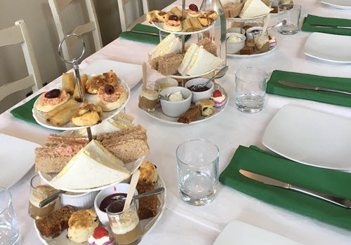 Luxury Craft Experience Day with Afternoon Tea Gallery Image