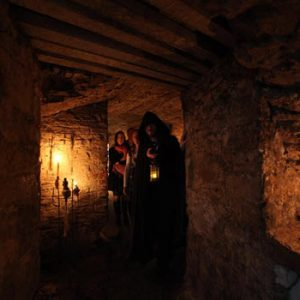 underground tour of edinburgh