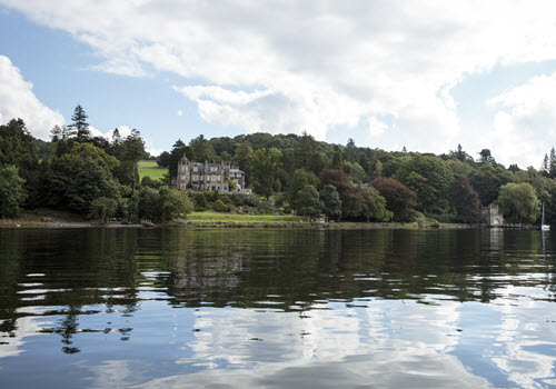 Private Sail on Lake Windermere Gallery Image