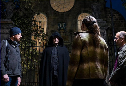 Doomed Dead and Buried Ghost Tour in Edinburgh Gallery Image