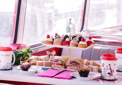 Afternoon Tea Bus Tour Gallery Image