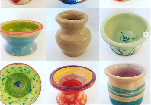 Pottery Class Days Herefordshire Gallery Image