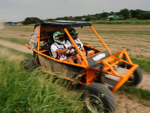Mud Buggy experience in Cheshire