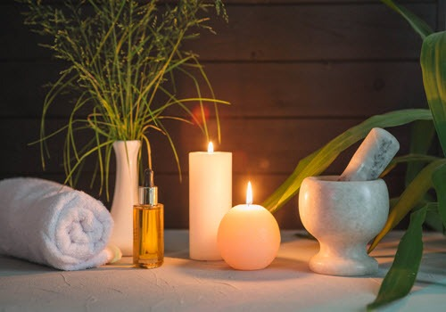 aromatherapy massage glasgow