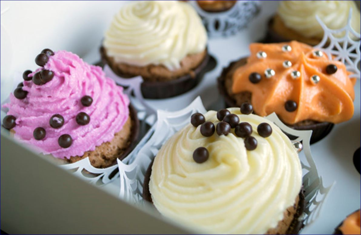halloween party ideas cupcakes