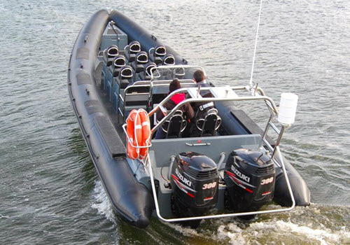 RIB & Power Boat Experience Gallery Image