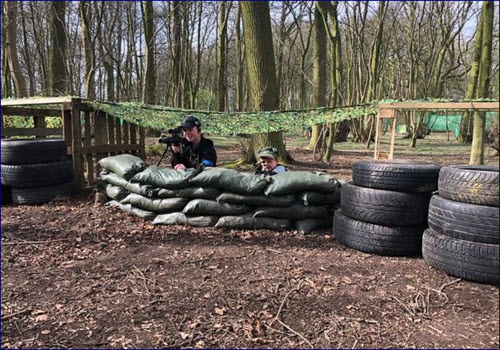 Laser Tag For Adults Nottingham Forest Gallery Image
