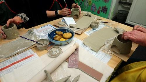 Hand Building Clay Activities Gallery Image