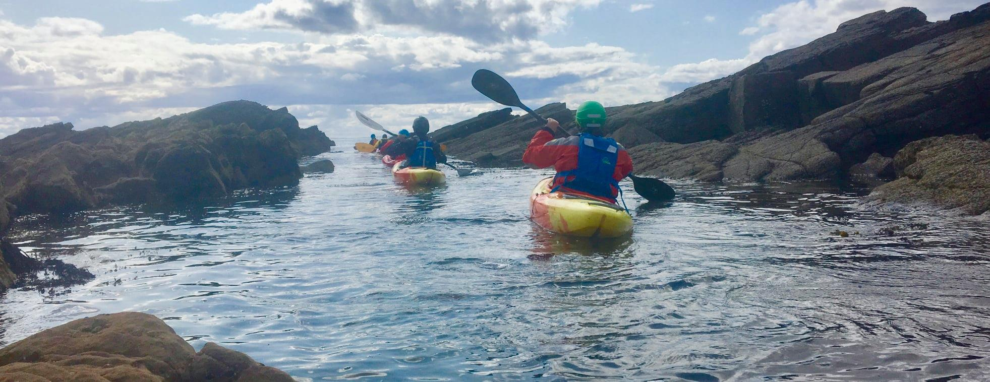 2 Hour Kayaking Taster Session Gallery Image