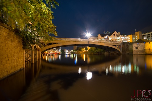 Night photography courses York and Whitby
