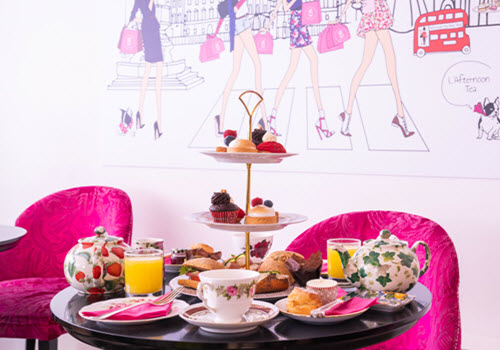 Afternoon Tea Covent Garden Gallery Image