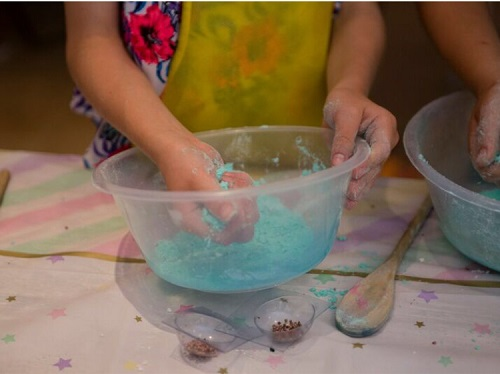 Kids Bath Bomb Party for 8 Gallery Image