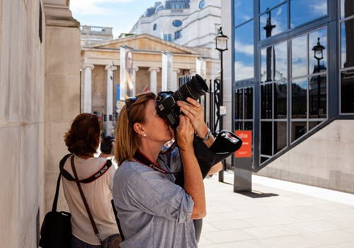 Private Beginners Photography Workshop London- LPT