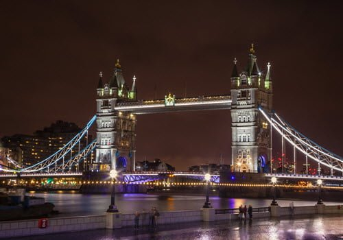 Tower Bridge London Night Photography Tour - LPT-