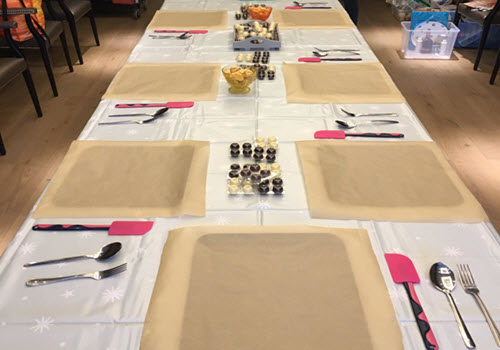 Chocolate Truffle Making Workshop Gallery Image