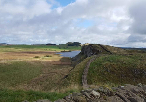 walking tours full day hadrians wall