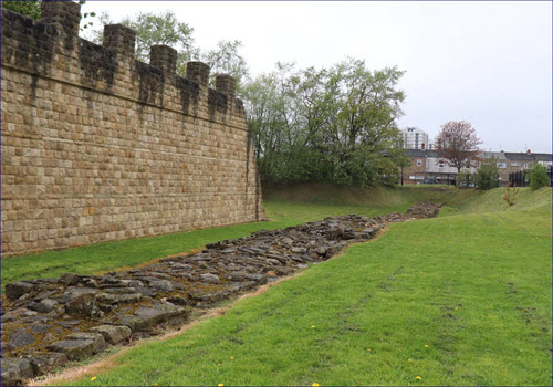 Half Day Walking Tour of Hadrian's Wall Gallery Image