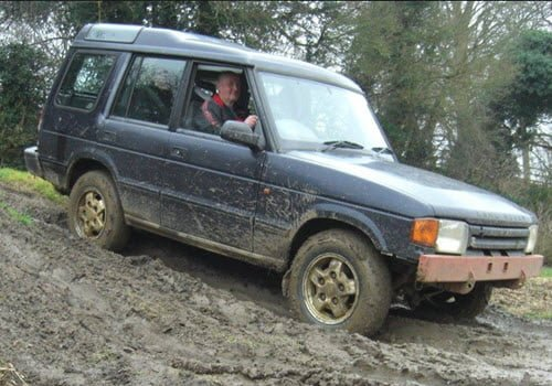 Full Day 4x4 Off Road Driving Experience Gallery Image