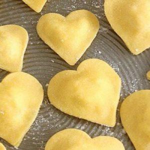 pasta hearts