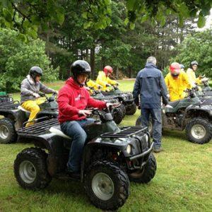 quad bike safari in west malling kent