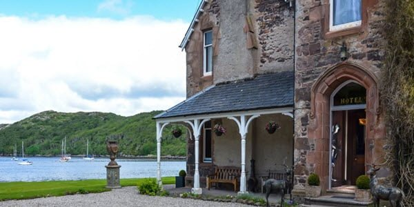 shieldaig-lodge West Coast Scotland