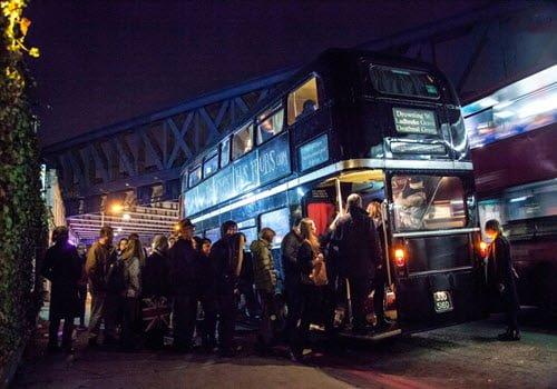 Edinburgh Ghost Bus Tours Gallery Image