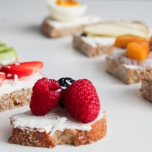 Gluten free petit fours