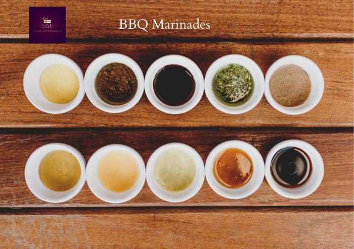 BBQ Recipes Marinades