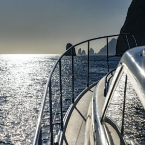 sunrise private yacht sorrento