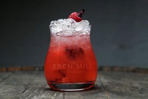Eden Mill GIn Cocktail