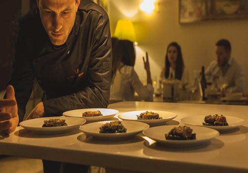 Meal for 2 at Home with Private Chef Gallery Image
