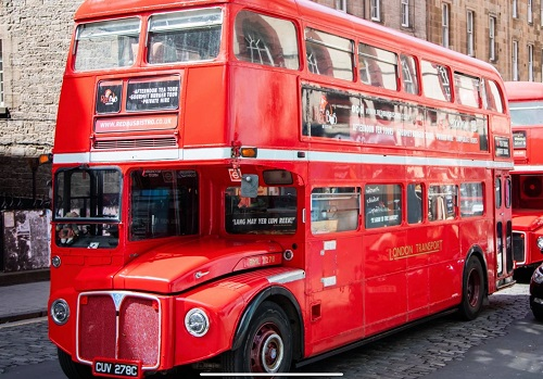 Bus Tour with Afternoon Tea for Two Gallery Image